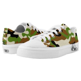 Tarnungsschuh Niedrig-geschnittene Sneaker