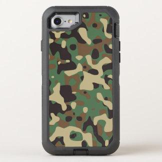 Tarnungstelefonkasten OtterBox Defender iPhone 8/7 Hülle