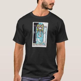 Tarot-highpriestess T-Shirt