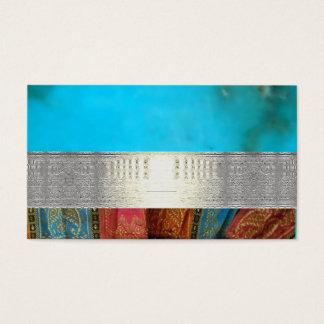 Tarot-psychische Meditations-heilende Visitenkarte