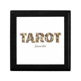 Tarot-Vermögens-Erzähler Erinnerungskiste