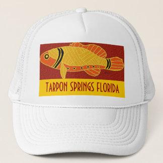 TARPON- SPRINGSfisch-HUT Truckerkappe