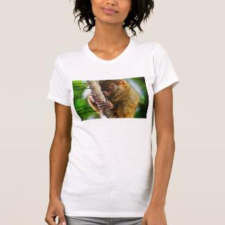 Tarsier das T-Stück merkwürdiger und T-Shirt