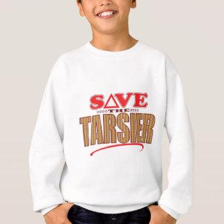 Tarsier retten sweatshirt