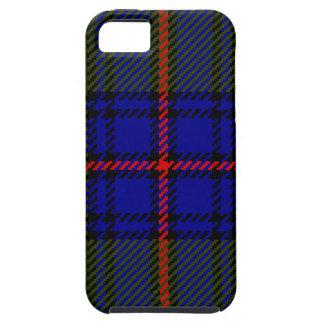 Tartan-Clan Shaw iPhone 5 Case