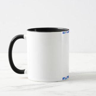 Tartan-karierte Muster-Mischung u. Match-Sammlung Tasse