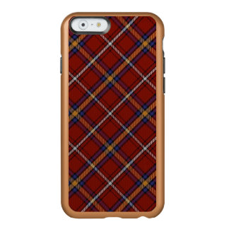Tartan königlicher iPhone 6/6S Incipio Glanz-Fall Incipio Feather® Shine iPhone 6 Hülle