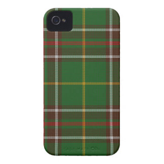 Tartan_of_Newfoundland_and_Labrador iPhone 4 Case-Mate Hülle