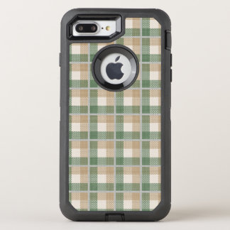 Tartan OtterBox Defender iPhone 8 Plus/7 Plus Hülle