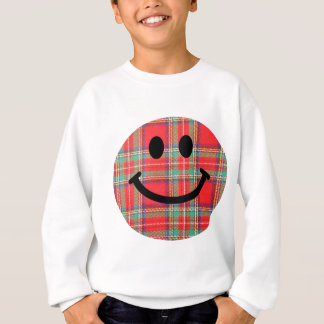 Tartanscottish-smiley Sweatshirt