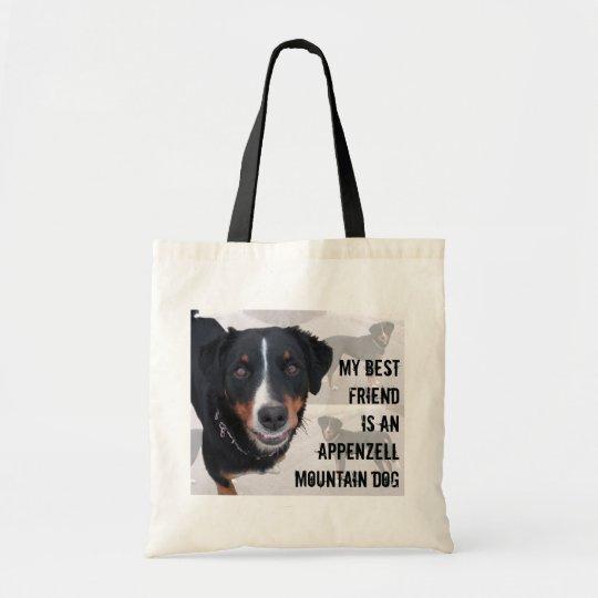"""Tasche """"Appenzeller Sennenhund"""""""