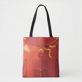 Tasche Bagpack lässt Reise