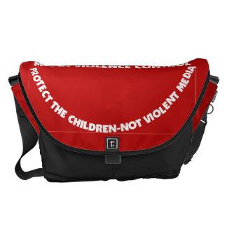 Tasche-Bote-Schützen Sie Thy Kinder Kuriertasche