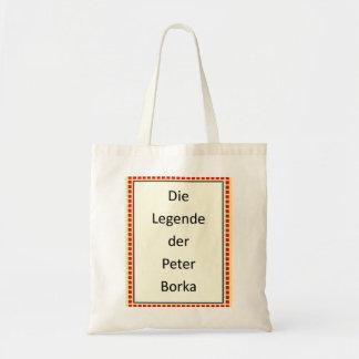 Tasche: Das Legende der Peter Borka