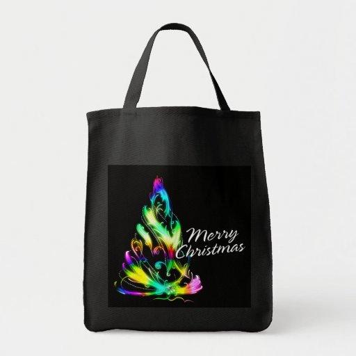 Tasche der frohen Weihnacht-9