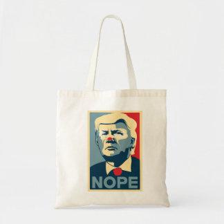 """Tasche Donald Trump """"NOPE"""""""