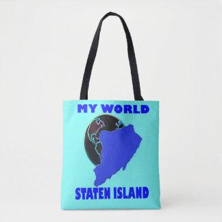 Tasche für das Staten- Islandeinkaufen