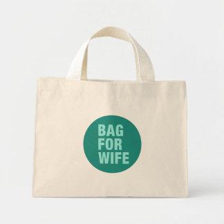 Tasche für Ehefrau