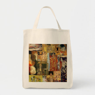 Tasche Klimt Collage 2
