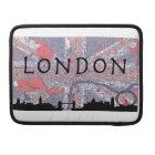 Tasche Londons Macbook Sleeve Für MacBook Pro