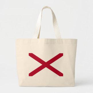 Tasche mit Flagge von Alabama-Staat - USA