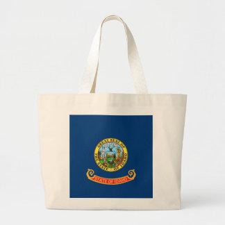 Tasche mit Flagge von Idaho-Staat - USA