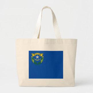 Tasche mit Flagge von Nevada-Staat - USA