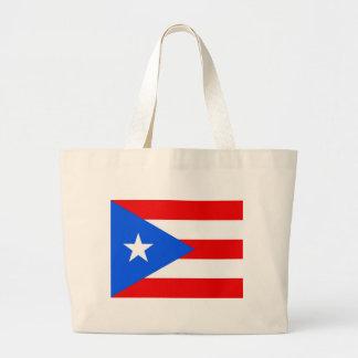 Tasche mit Flagge von Puerto Rico - USA