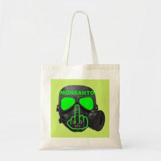 Tasche Monsanto Gasmaske drehen um