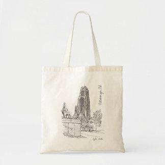 Tasche - Pittsburgh: Kathedrale des Lernens