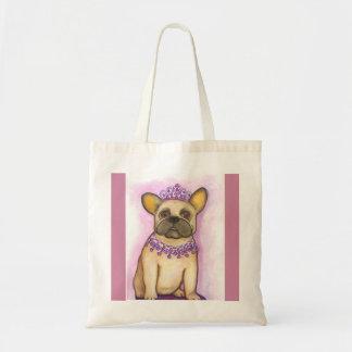 Tasche Prinzessin französische Bulldogge