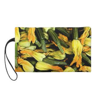 Tasche Venedigs zu Hause - Zucchini-Blumen