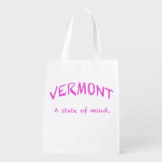 Tasche Vermonts Reuseable Wiederverwendbare Einkaufstasche