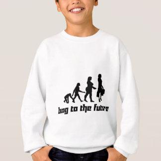 Tasche zur Zukunft Sweatshirt