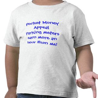 Taschen-Geld-Berufungs-Parkuhren erwerben mehr ein Hemden