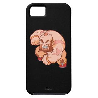 Taschen-Kämpfer Zangief 2 iPhone 5 Hülle