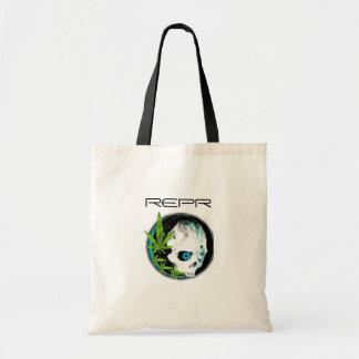 Taschen-/Leinwand-Tasche (REPR) Tragetasche