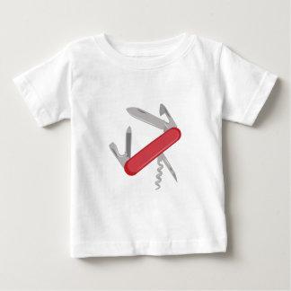 Taschen-Messer Baby T-shirt
