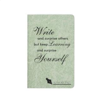 Taschen-Notizbuch Taschennotizbuch