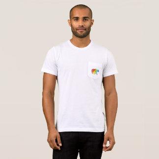 Taschen-T-Stück Mutter-Bear Watercolor Family T-Shirt