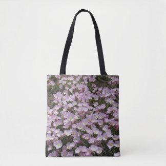 Taschen-Tasche (AO) - Feld der Primeln Tasche