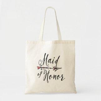 Taschen-Tasche des Trauzeugin-Braut-Stamm-| Tragetasche