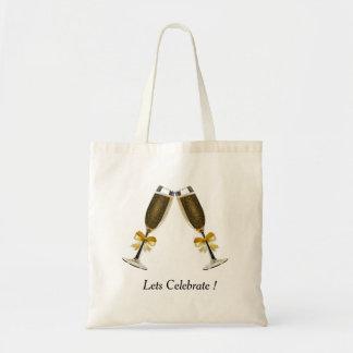 Taschen-Tasche - lässt feiern Tragetasche