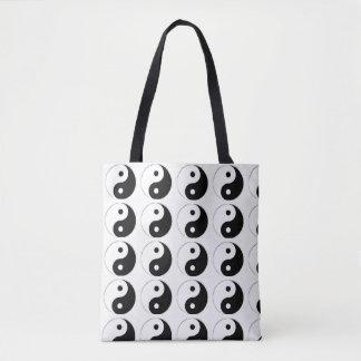 Taschen-Tasche mit Ying Yang Chinese-Symbol Tasche