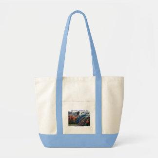 Taschen-Tasche/niederländischer Hafen, Unalaska Ne Impulse Stoffbeutel