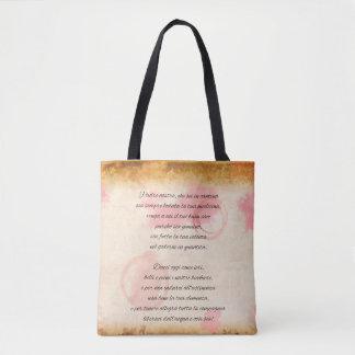 Taschen-Tasche WEIN Tasche