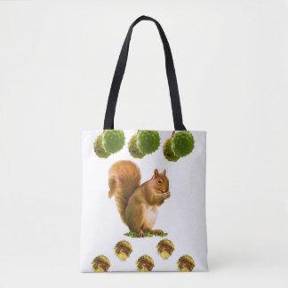 Taschen-Taschen-Eichhörnchen Tasche