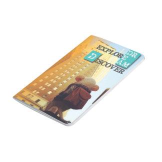 Taschen-Zeitschrift Taschennotizbuch