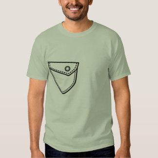 Taschendunkelheits-T - Shirt