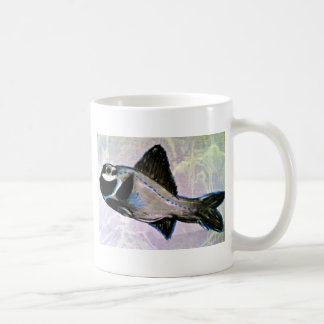 Taschenlampen-Fische Kaffeetasse